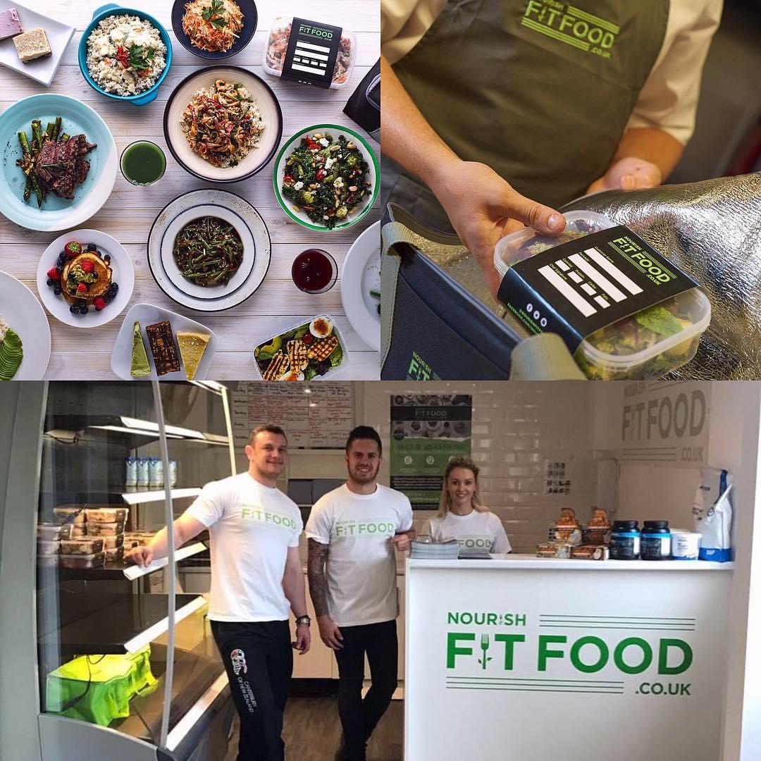 Nourish Fit Food Team